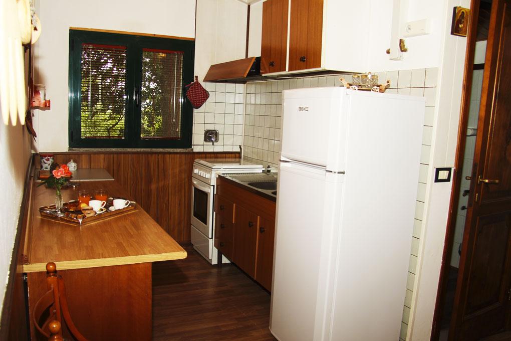 Il Querceto BeB Perugia - Appartamento Casetta - Cucina