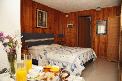 Il Querceto BeB Perugia - Appartamento Giardino - Camera Blu