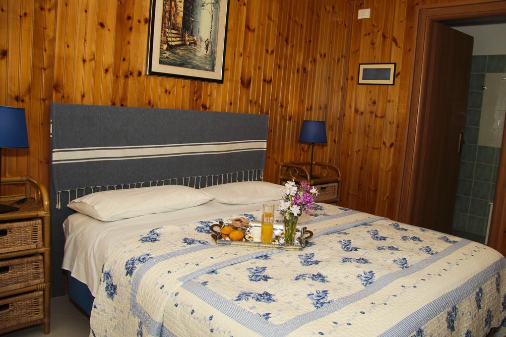Il Querceto BeB Perugia - Appartamento Giardino Camera Blu