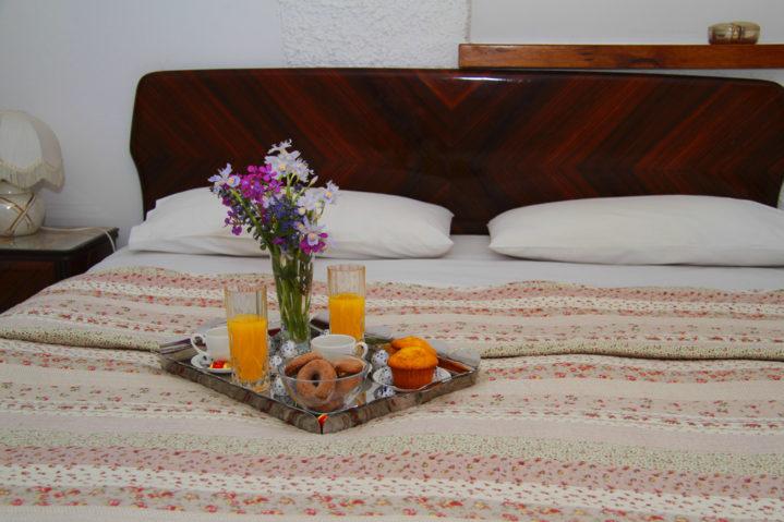 Il Querceto - BeB - Perugia Appartamento Giardino - Camera Rosa