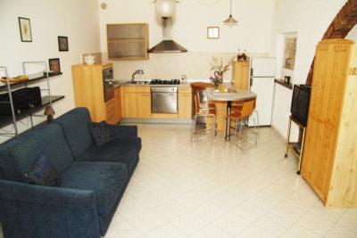 IlQuerceto-BeB-Perugia-Appartamento-Giardino-Soggiorno5