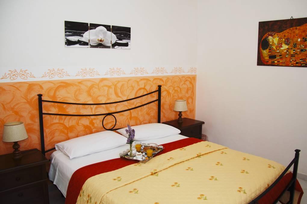 Il Querceto BeB Perugia - Appartamento Piscina - Camera Arancio