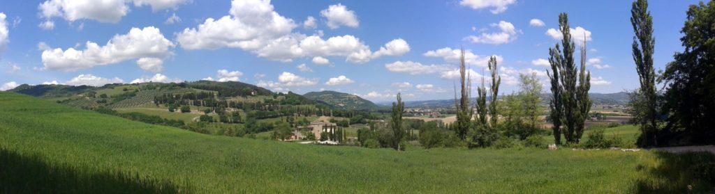 Valle Tiberina Strada Spinale