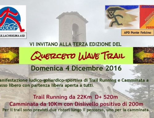 3° Querceto Wave Trail