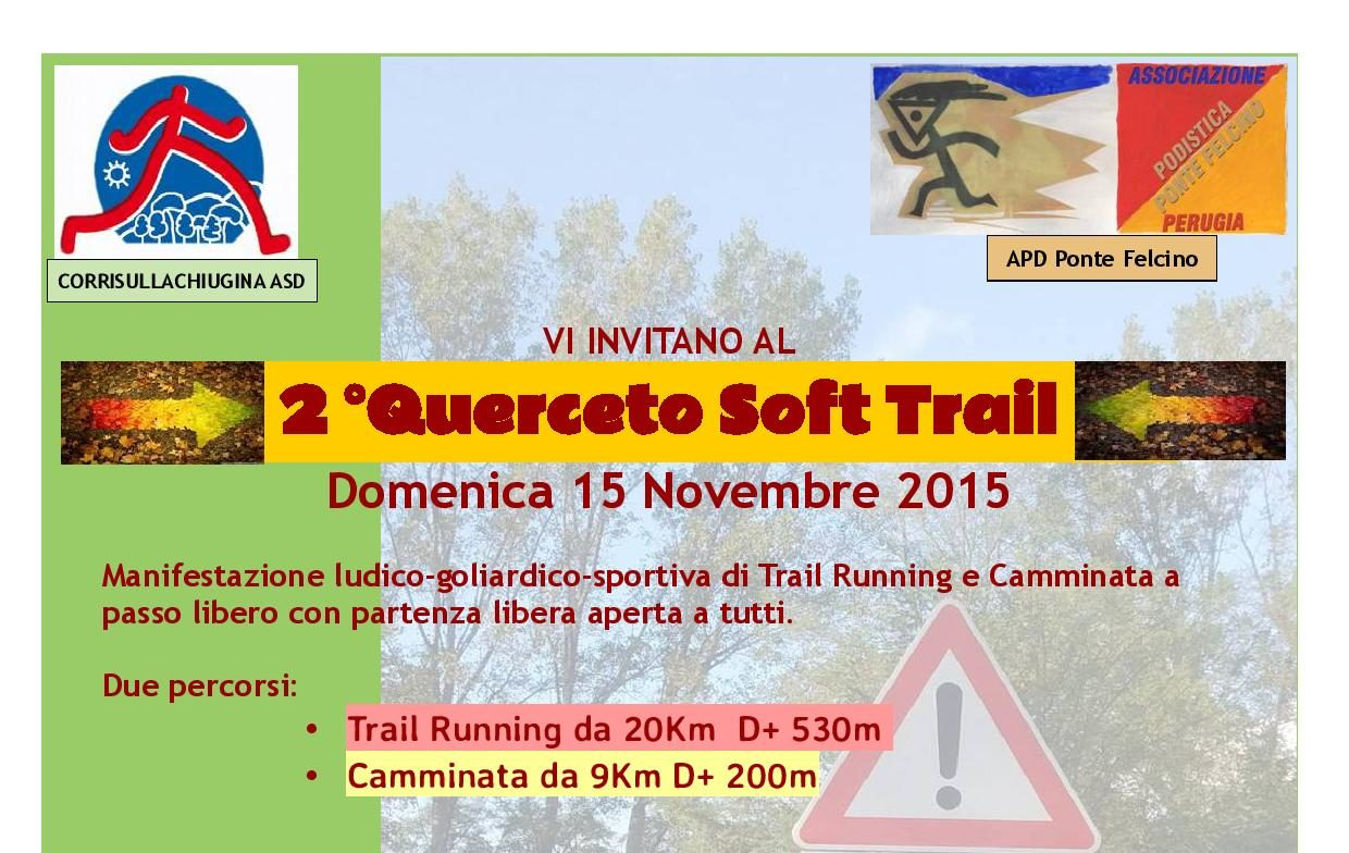 2° Querceto Soft Trail