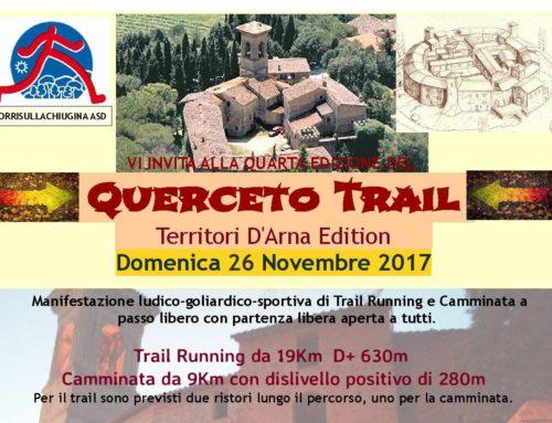 4° Querceto d'Arna Trail