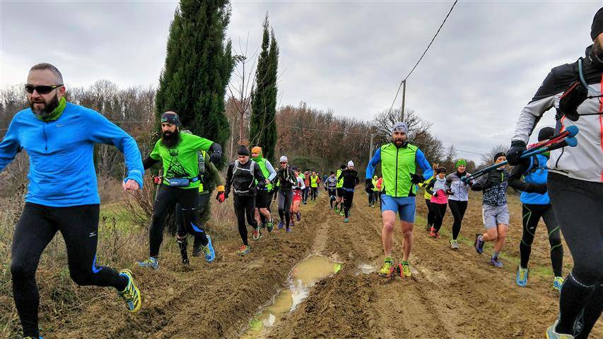 5° Querceto Trail by Run Reporters