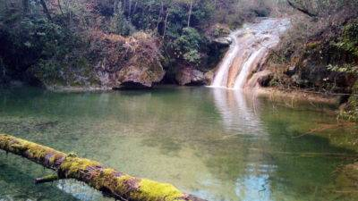 Il Querceto BB Montelabate Rio Santamaria cascate