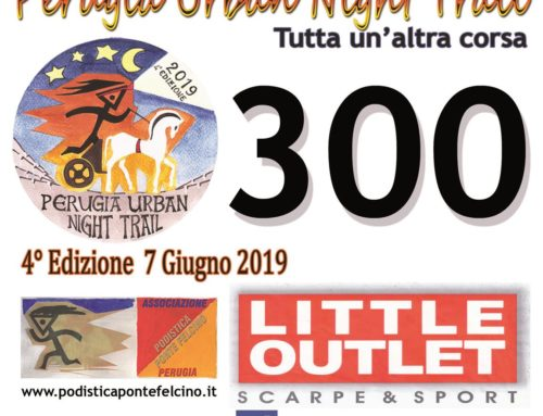 Perugia Urban Night Trail – 4° Edizione
