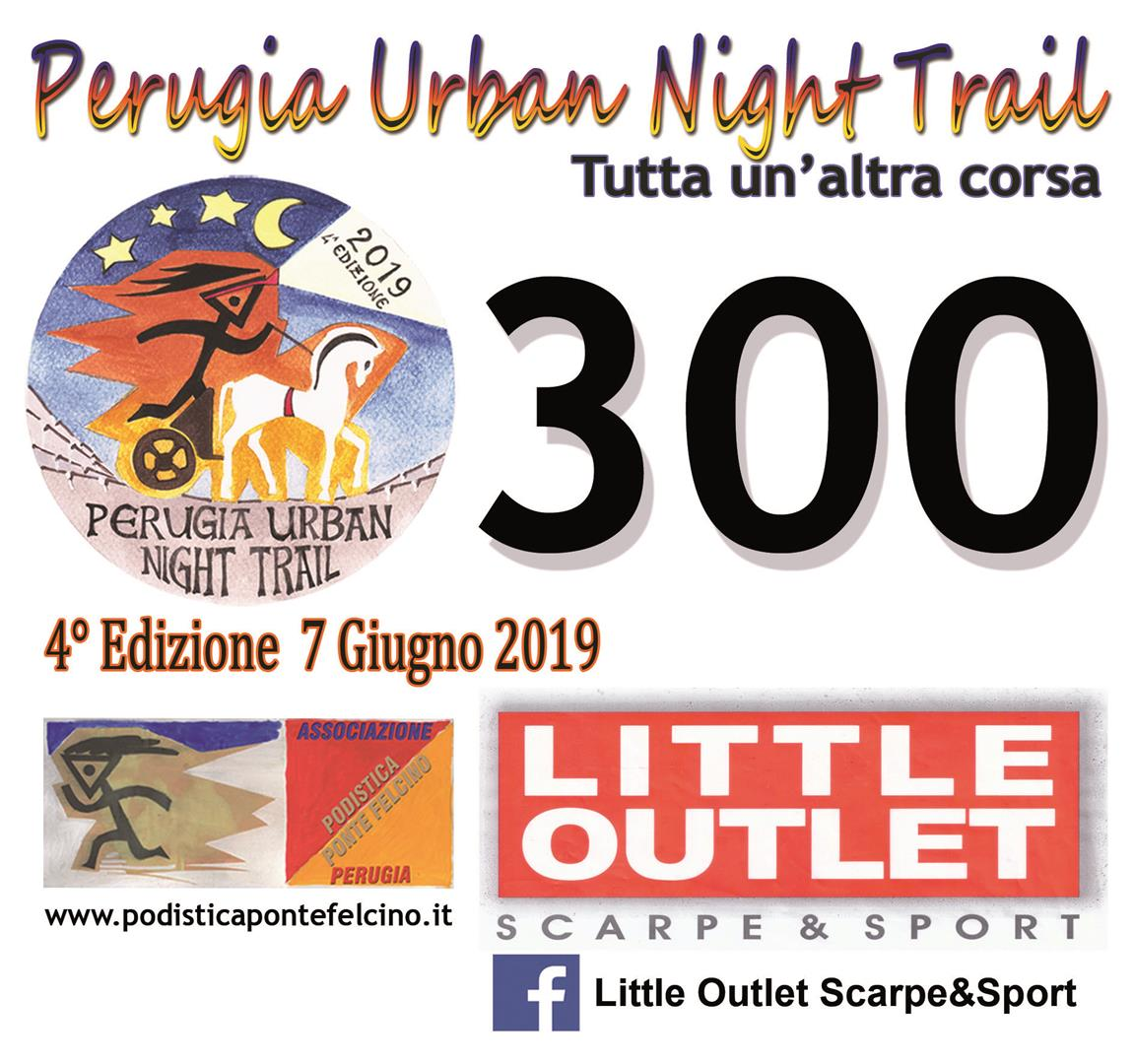 Perugia Urban Night Trail 4° Edizione