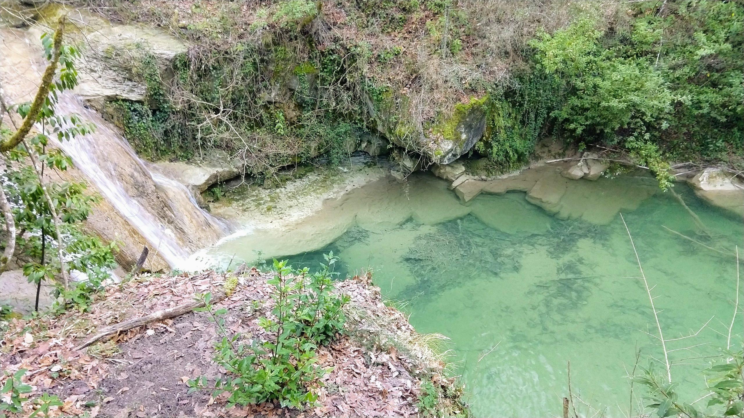 6 Querceto Trail - Gorgo del Fabbro